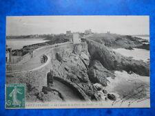 SAINT-LUNAIRE  :  Le Chemin de la Croix du Décollé......VO.1905.
