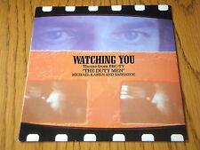 "MICHAEL KAMEN & SASHAZOE - WATCHING YOU (THEME FROM THE DUTY MEN)   7"" VINYL PS"