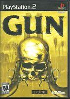 Gun (Playstation 2) PS2