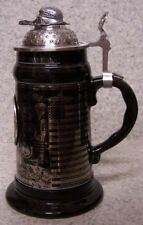 Beer Stein with lid Military Liberation Afghanistan 0.75L NEW Made Germany boxed