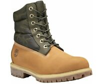 Timberland 6 Inch Premium Puffe Wheat Mens Boots Size 7.5 8.5 New RRP £150/-