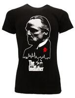 T-shirt Il Padrino Originale Film Corleone Mafia maglia maglietta The Godfather