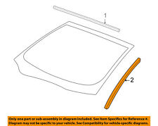 Lincoln FORD OEM 01-06 LS Windshield-Reveal Molding Left 3W4Z5403137AAA