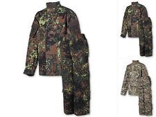 MFH ACU Kinderanzug RipStop Jacke und Hose Kinder Anzug Tarnanzug XS-XXL