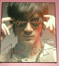 LEE HOM 王力宏 WANG LI HONG: 心跳 HEART BEAT (2008/MADE IN TAIWAN)   CD
