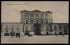 cartolina PALO DEL COLLE palazzo del principe