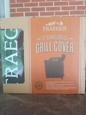 Traeger Industries 22 Series Grill Cover - Black