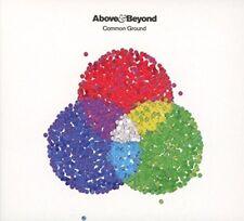 ABOVE & BEYOND CD - COMMON GROUND (2018) - NEW UNOPENED - ANJUNABEATS