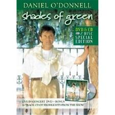 Daniel O'Donnell Shades of Green DVD All Regions & CD NEW
