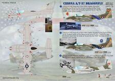 Imprimé échelle 1/72 Cessna A-37 Libellule # 72111