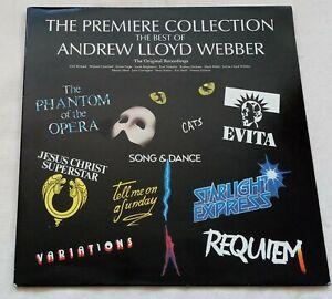 "Various Artists - The Best Of Andrew Lloyd Webber -  12"" Vinyl Album 1988"