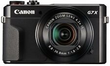Canon PowerShot Digital Camera [G7 X Mark II] +Wi-Fi & NFC, LCD Screen, and 1-in
