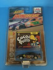Johnny Lightning Racing Dreams Cocoa Puffs Cereal Series