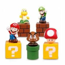 529a6ef85 Super Mario Brothers Birthay Cake Topper