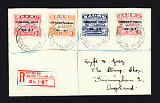 Nauru (until 1968) Cover Stamps