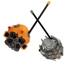 2 Transformers: ROTF Powerhead Walkie Talkies BUMBLEEE & MEGATRON