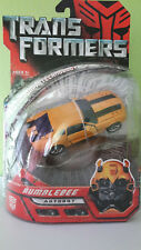 TRANSFORMERS THE MOVIE 2007 BUMBLEBEE CAMARO CONCEPT MISB