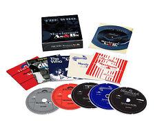 The Who MAXIMUM as & BS 5 CD BOXSET