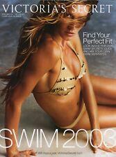 Victoria's Secret Catalog Swim 2003 Gisele