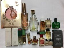 "Lot of 18 Vintage Mini Parfum Perfumes Chanel Carvel Louis D""Or Victor"