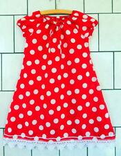 128GB Mädchenkleider Größe für alle Muster aus Baumwollmischung