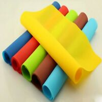 Non Stick Silicone Baking Mat Heat Resistant Liner Sheet Pastry Oven Tray US