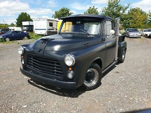 DODGE D100 TRUCK PICKUP V8 AMERICAN CLASSIC CAR 5.9 Baracuda engine AUTO gearbox