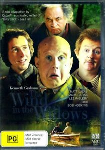 The Wind In The Willows (DVD, R4) - FAST POST