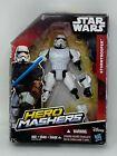 Star Wars Stormtrooper Hero Mashers Hasbro Toy Figure New in Box (Box is worn)
