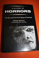 A History of Horrors: The Rise and Fall of the House of Hammer-LIKE NEW
