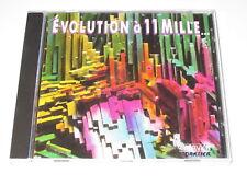 JEAN CLAUDE PIERRIC-Guy LEONARD-CD-Evolution A 11 MI - 1989