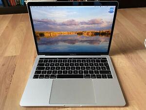 Apple MacBook Pro 13,3 Zoll (2019), Intel i5, 8GB RAM, 256GB SSD, 4 Tunderbolt3