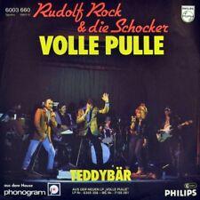 "7"" RUDOLF ROCK & DIE SCHOCKER Teddybär CV ELVIS PRESLEY Teddy Bear PHILIPS 1978"