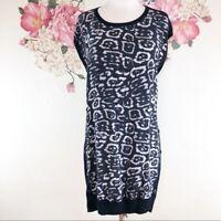 AllSaints Alna Felix Women's Black Dress Size Medium