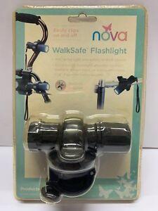 Nova WalkSafe Walker Flashlight Light Accessory