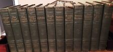 O Henry Auth Edition Review of Reviews Book  12 Vol.set  Published in 1920
