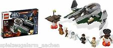 LEGO 9494 Star Wars Anakins Jedi Interceptor Obi-Wan Kenobi Nute Gunray Sicherhe