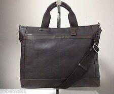 Coach Camden Leather Mahogany Supply Messenger Bag F71347