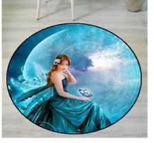 Kids Fairy Rug Carpet 100 x 100CM mat