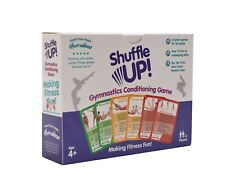 Shuffle Up! Gymnastics Conditioining Game; Perfect gift for Gymnasts!