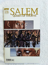 Salem: Queen of Thorns (May 2008, Boom Studios) #1 Cover B VF+