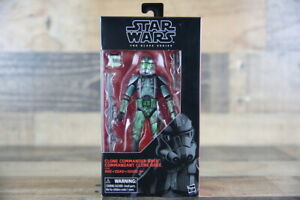"""Star Wars The Black Series 6"""" CLONE COMMANDER GREE Toys""""R""""Us Exclusive"""