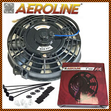 "7"" Aeroline® Electric Radiator / Intercooler 12v Cooling Fan Universal Design"