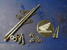 1991 CBR 600 F2 OEM engine motor mount bracket bolt kit 92 93 94 cbr600f2 cbr600
