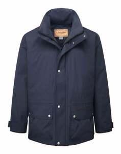 Schoffel Ketton Navy Packaway Waterproof Jacket M Unisex