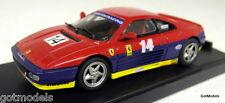 BANG SCALA 1/43 - 9314 FERRARI 348 CHALLENGE 93 Fabian PERONI pressofusione modello auto