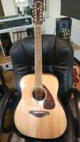 Yamaha FG 720S-12 Acoustic Guitar  12 String - Mint
