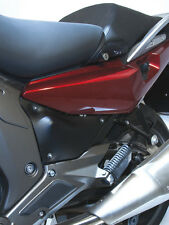 Bmw k1600 gt GTL pages Couvercle, Fairing side cover, Noir Mat