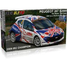Modellini statici auto per Peugeot Scala 1:24