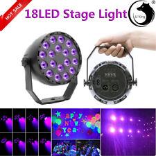 U`king 36W Stage Lighting 18LED UV DMX512 Par Wedding Disco KTV Party Show Light